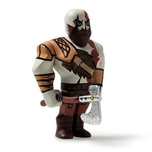God of War Kratos 3-Inch 3/24 Mystery Minifigure [Loose]