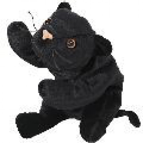 Beanie Babies Velvet the Black Panther Beanie Baby Plush