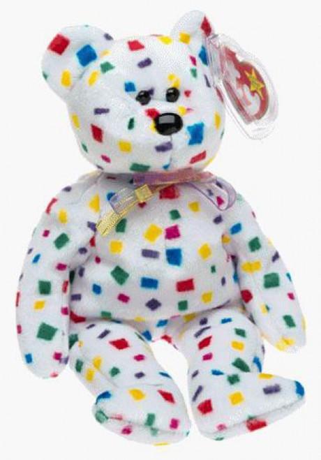 Beanie Babies Ty 2K the Bear Beanie Baby Plush