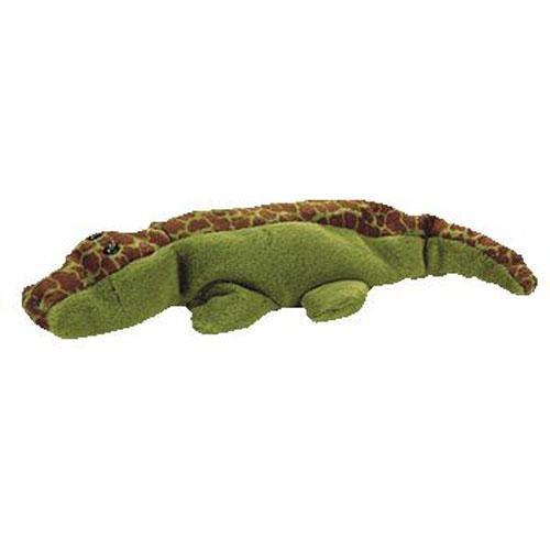 Beanie Babies Ally the Alligator Beanie Baby Plush