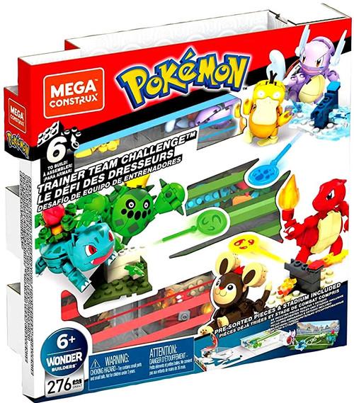 Pokemon Trainer Team Challenge Set