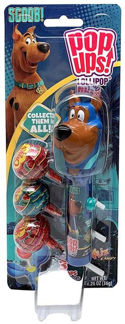 Scooby Doo Pop Ups! Lollipop Scooby [With Hood]