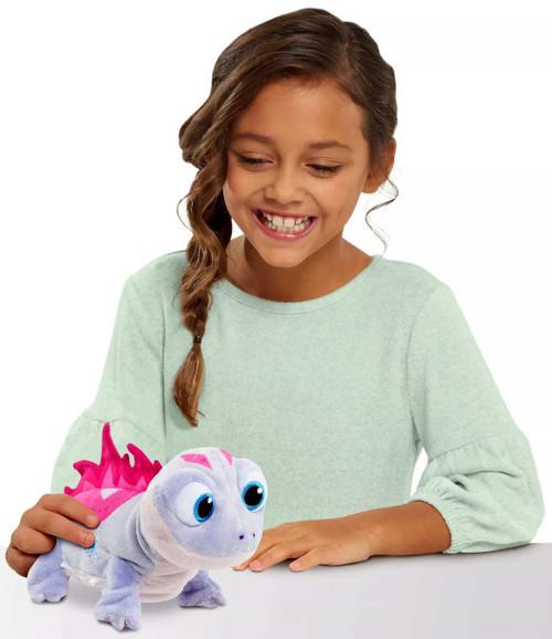 Disney Frozen 2 Walk & Glow Fire Spirit 12-Inch Plush Figure