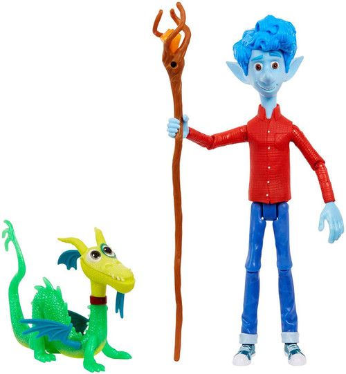 Disney / Pixar Onward Ian Lightfoot Action Figure [with Blazey, Version 2]