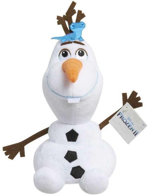Disney Frozen Frozen 2 Olaf 8-Inch Plush [with Bruni]