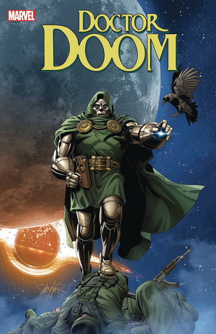 Marvel Comics Doctor Doom #7 Comic Book (Pre-Order ships November)