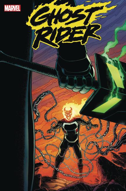 Marvel Comics Ghost Rider #7 Comic Book