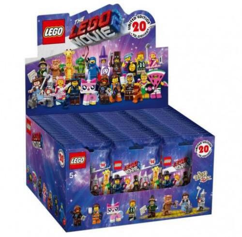 LEGO Minifigures The LEGO Movie 2 Mystery Box #71023 [60 Packs]