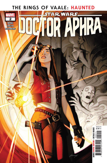 Marvel Comics Star Wars #2 Doctor Aphra Comic Book [R. B. Silva Cover A]