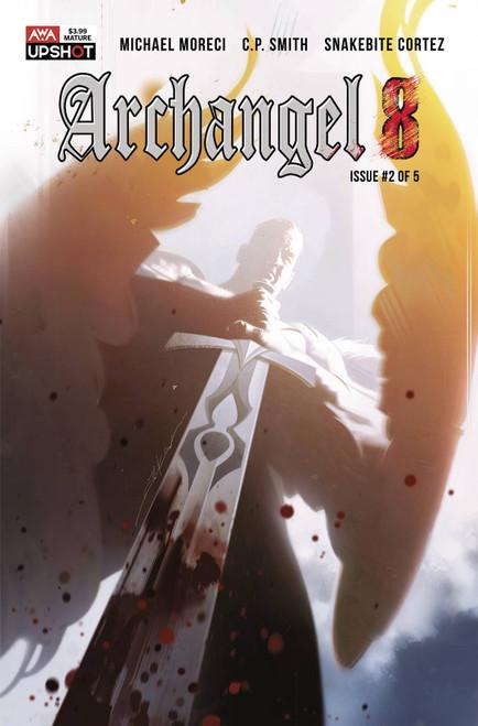 Artists Writers & Artisans Inc. Archangel 8 #2 Comic Book