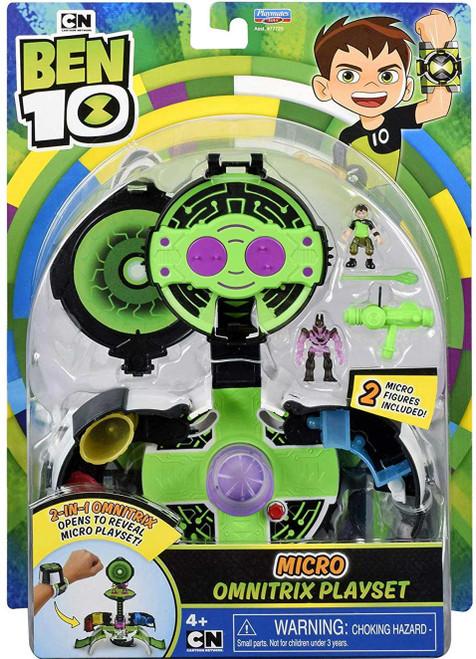 Ben 10 Micro Omnitrix Playset
