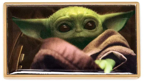 Disney Star Wars The Mandalorian The Child (Baby Yoda / Grogu) Pin
