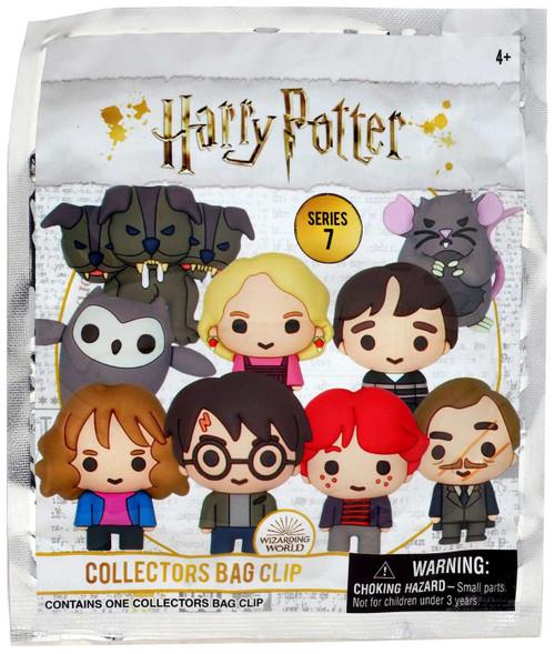 3D Figural Foam Bag Clip Harry Potter Series 7 Mystery Pack