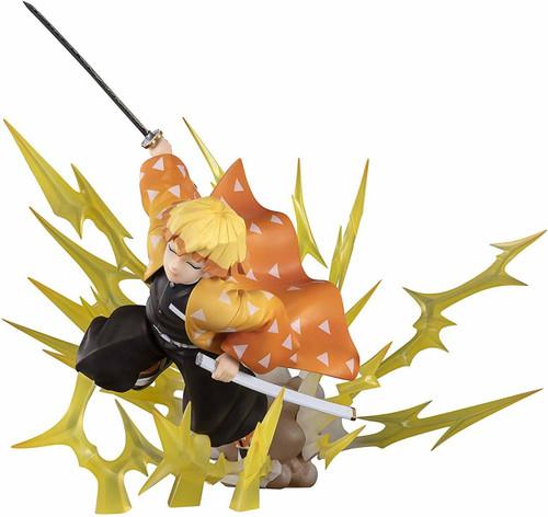 Demon Slayer: Kimetsu no Yaiba Figuarts Zero Agatsuma Zenitsu 8.3-Inch Statue [Thunder Breathing]