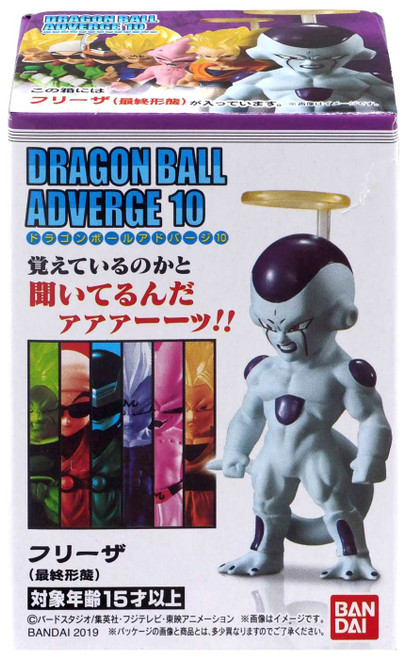 Dragon Ball Z Adverge Volume 10 Final Form Frieza Mini Figure