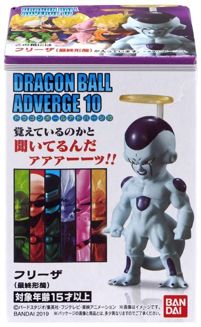 Dragon Ball Z Adverge Volume 10 Final Form Frieza Mini Figure