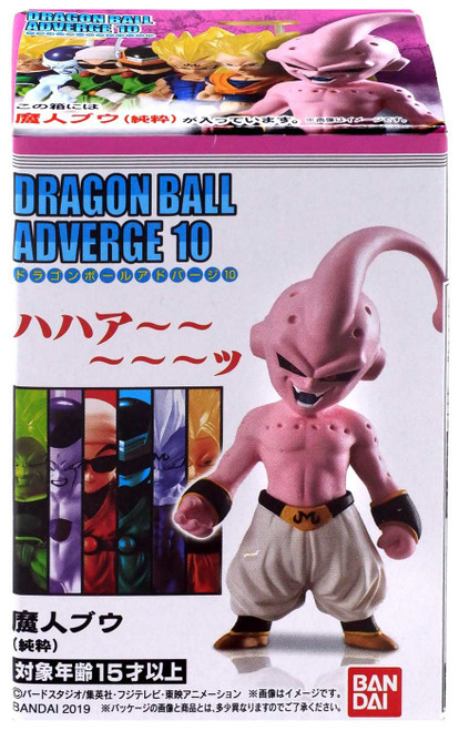 Dragon Ball Z Adverge Volume 10 Kid Buu Mini Figure