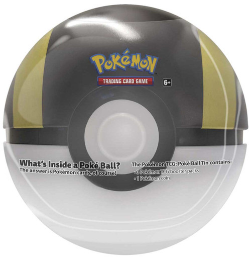 Pokemon Trading Card Game Ultra Ball Tin Set