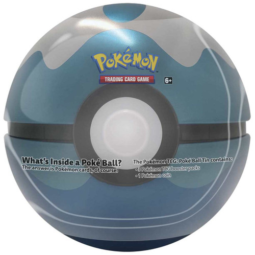 Pokemon Trading Card Game Dive Ball Tin Set