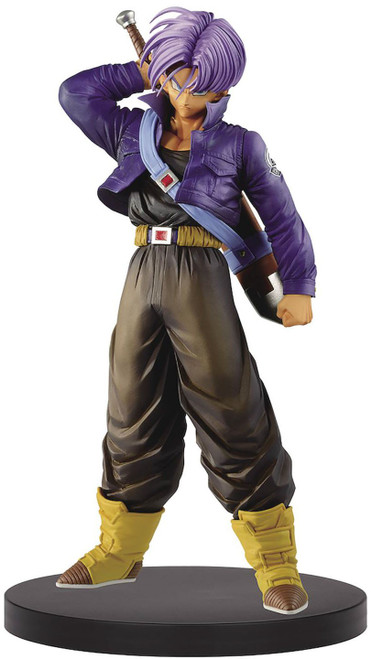 Dragon Ball Legends Collab Series Future Trunks 9-Inch Collectible PVC Figure (Pre-Order ships November)