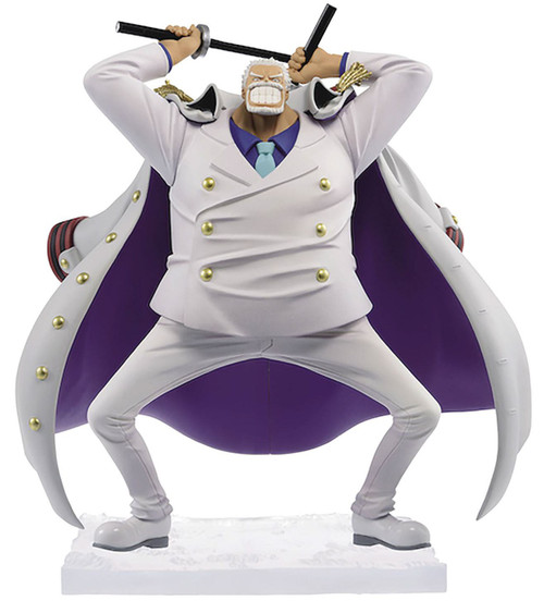 One Piece Piece of a Dream Monkey D. Garp 6.3-Inch Collectible PVC Figure (Pre-Order ships November)
