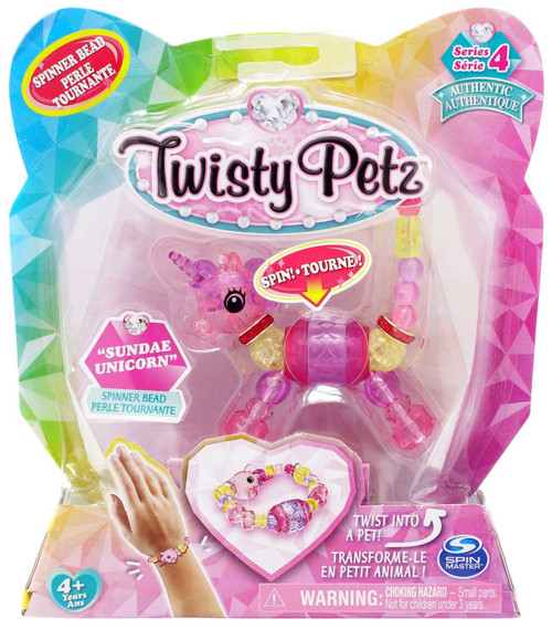 Twisty Petz Series 4 Sundae Unicorn Bracelet