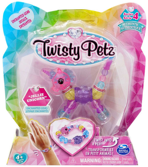 Twisty Petz Series 4 Jellie Unicorn Bracelet