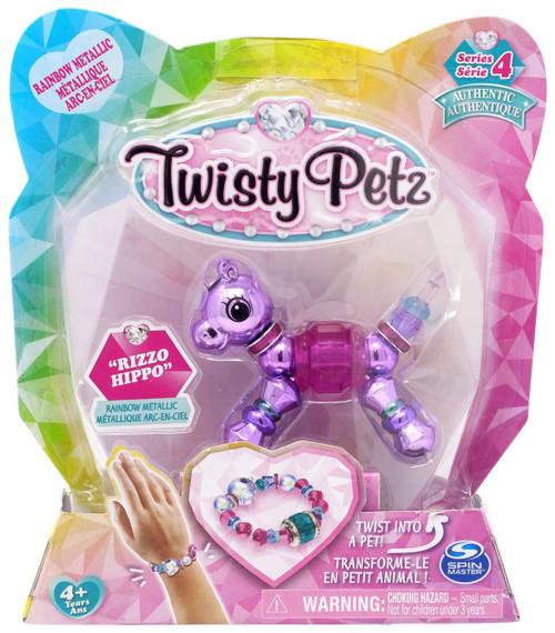 Twisty Petz Series 4 Rizzo Hippo Bracelet