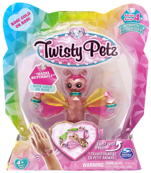 Twisty Petz Series 4 Hazel Butterfly Bracelet