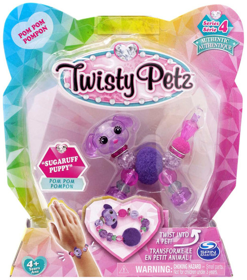 Twisty Petz Series 4 Sugarpuff Puppy Bracelet