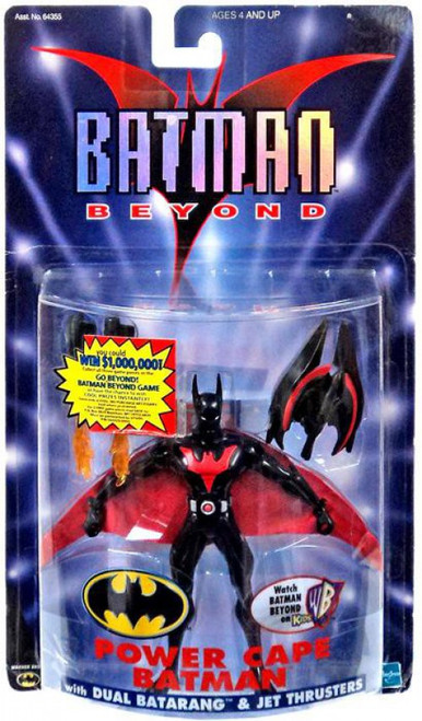 Batman Beyond Batman Action Figure [Power Cape]