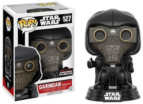 Funko Rogue One POP! Star Wars Garindan Exclusive Vinyl Bobble Head #127 [Damaged Package]