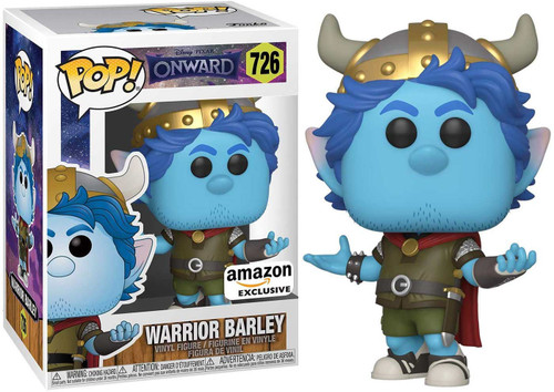 Funko Onward POP! Disney Warrior Barley Exclusive Vinyl Figure #726