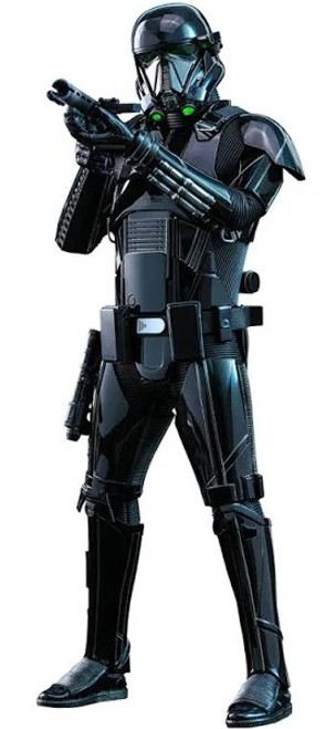 Star Wars The Mandalorian Death Trooper Collectible Figure (Pre-Order ships April 2021)