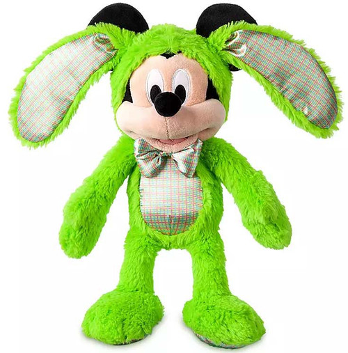 Disney 2020 Easter Mickey Mouse Exclusive 11-Inch Plush [Green Bunny Costume]