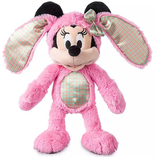 Disney 2020 Easter Minnie Mouse Exclusive 11-Inch Plush [Pink Bunny Costume]