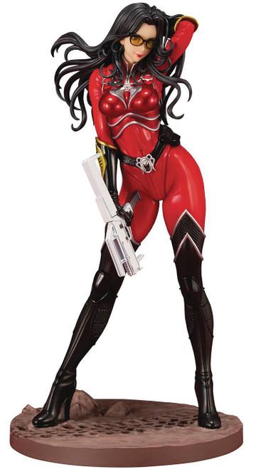 GI Joe Bishoujo Baroness Exclusive Statue [Crimson Strike]