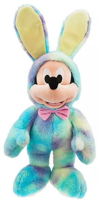 Disney 2020 Easter Mickey Mouse Exclusive 18-Inch Plush [Marbled Egg-Dye Bunny]