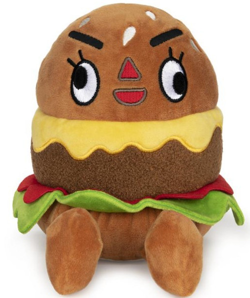 Toca Life Silly Burger 7-Inch Plush