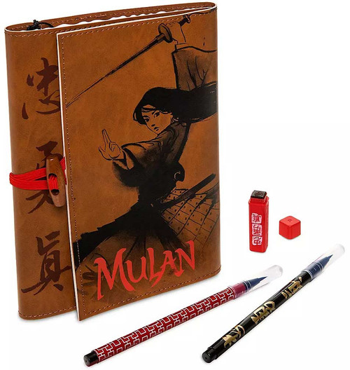 Disney Mulan Exclusive Journal