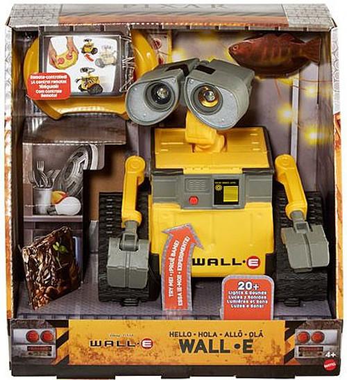 Disney / Pixar Hello Wall-e 9.5-Inch R/C Remote Control Figure