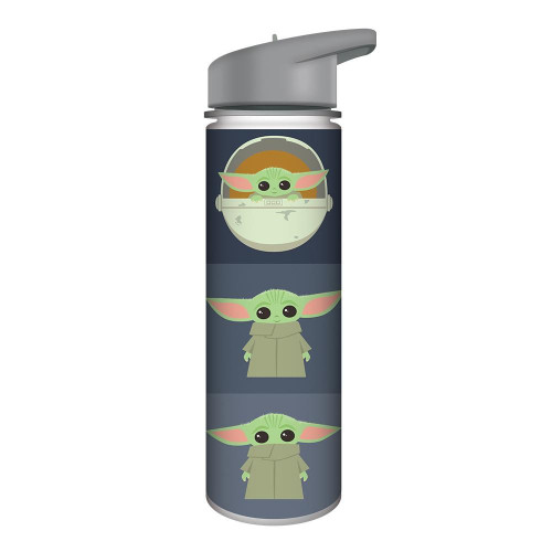 Star Wars The Mandalorian The Child 24 oz. Single-Wall Tritan Water Bottle [Baby Yoda / Grogu] (Pre-Order ships April)