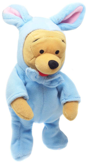 Disney Winnie the Pooh Easter Bunny Pooh Exclusive 8-Inch Mini Bean Bag Plush