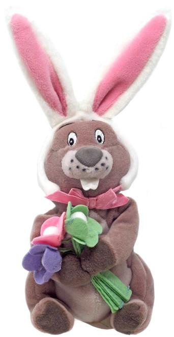 Disney Winnie the Pooh Easter Bunny Gopher Exclusive 8-Inch Mini Bean Bag Plush
