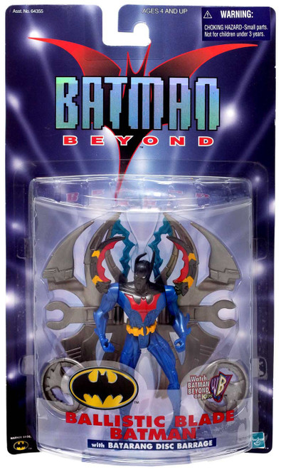 Batman Beyond Ballistic Blade Batman Action Figure