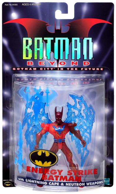 Batman Beyond Energy Strike Batman Action Figure