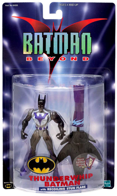 Batman Beyond Thunderwhip Batman Action Figure