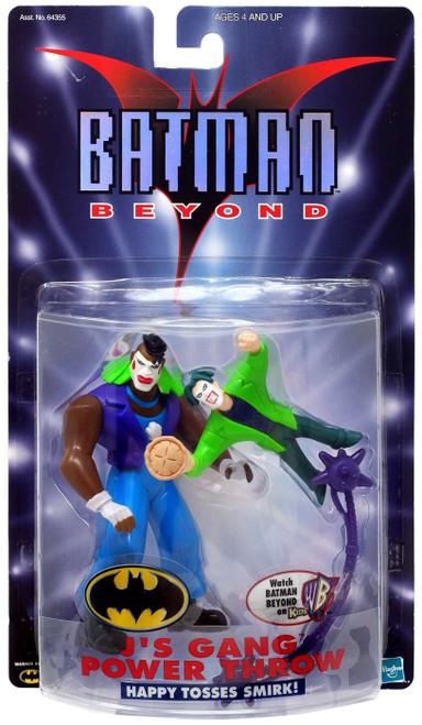 Batman Beyond J's Gang Power Throw Action Figure