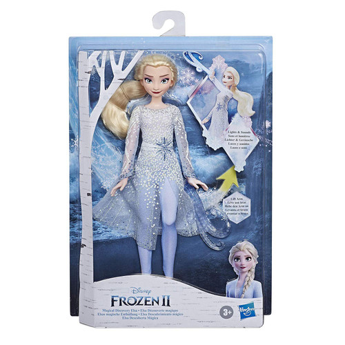 Disney Frozen Frozen 2 Magical Discovery Elsa Doll