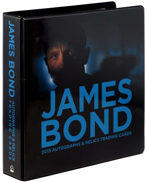 James Bond 2013 Skyfall Trading Card Album